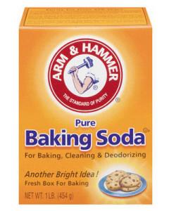 Baking soda, a surprising supplement.