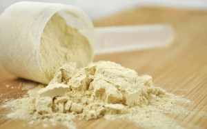 Whey is an excellent choice as pre- and post-workout protein source
