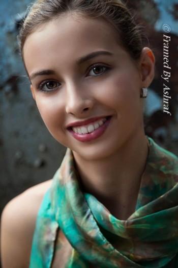 Zuzana Star face closeup