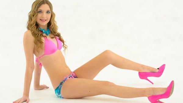 girl feet model nonnude ls